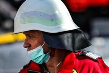 Pompierul Revnic Adrian, salvator si in timpul liber: Gestul demn de tot respectul pe care l-a facut
