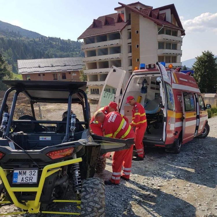 Consilierii judeteni au stabilit cuantumul indemnizatiei de periculozitate pentru salvatorii montani. Afla sumele