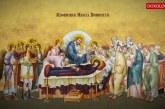 Crestinii ortodocsi comemoreaza astazi Adormirea Maicii Domnului