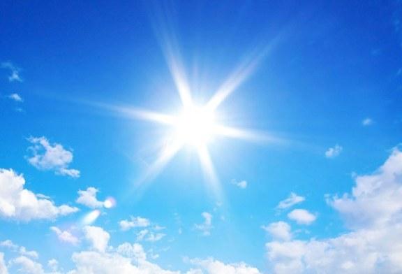 Meteo: 27 grade C, vineri, în Maramureș