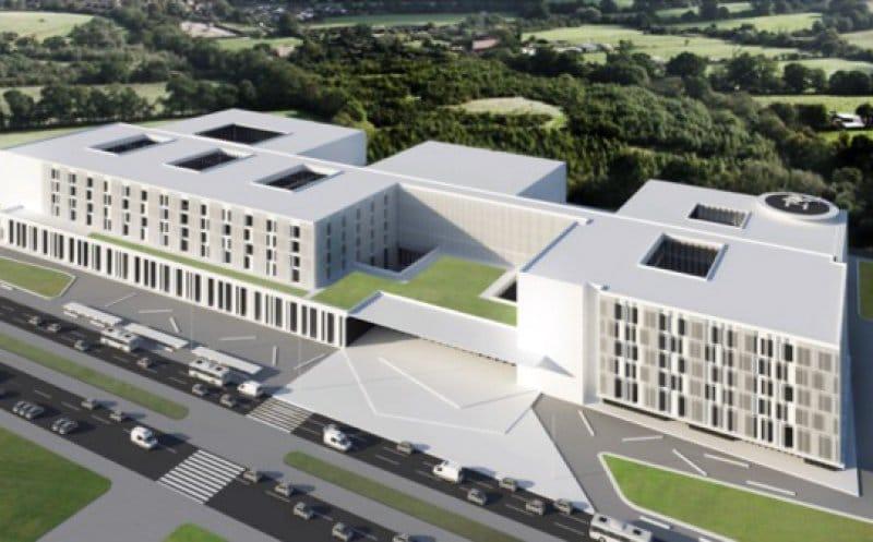 Ministerul Sanatatii: Studiul de fezabilitate pentru construirea Spitalului Regional de Urgenta Cluj a fost aprobat