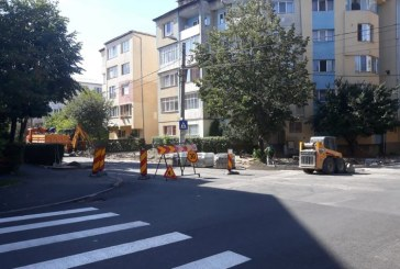 Baia Mare: Strada Petru Rares a intrat in reabilitare. Soferii trebuie sa aleaga rute ocolitoare