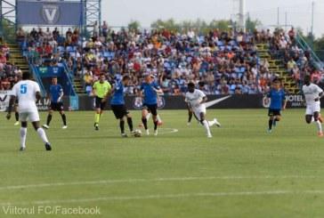 Fotbal: FC Viitorul Constanta, eliminata din Europa League dupa 2-1 in returul cu KAA Gent