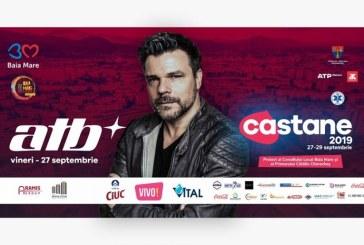 Castane 2019: Trei seri incendiare cu ATB, Paul van Dyk si Burak Yeter. Detalii despre DJ, gasiti in articol