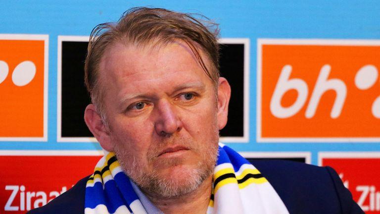 Fotbal: Prosinecki a demisionat din postul de selectioner al nationalei Bosniei