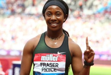 Atletism: Jamaicana Shelly-Ann Fraser-Pryce, campioana a lumii la 100 m pentru a patra oara