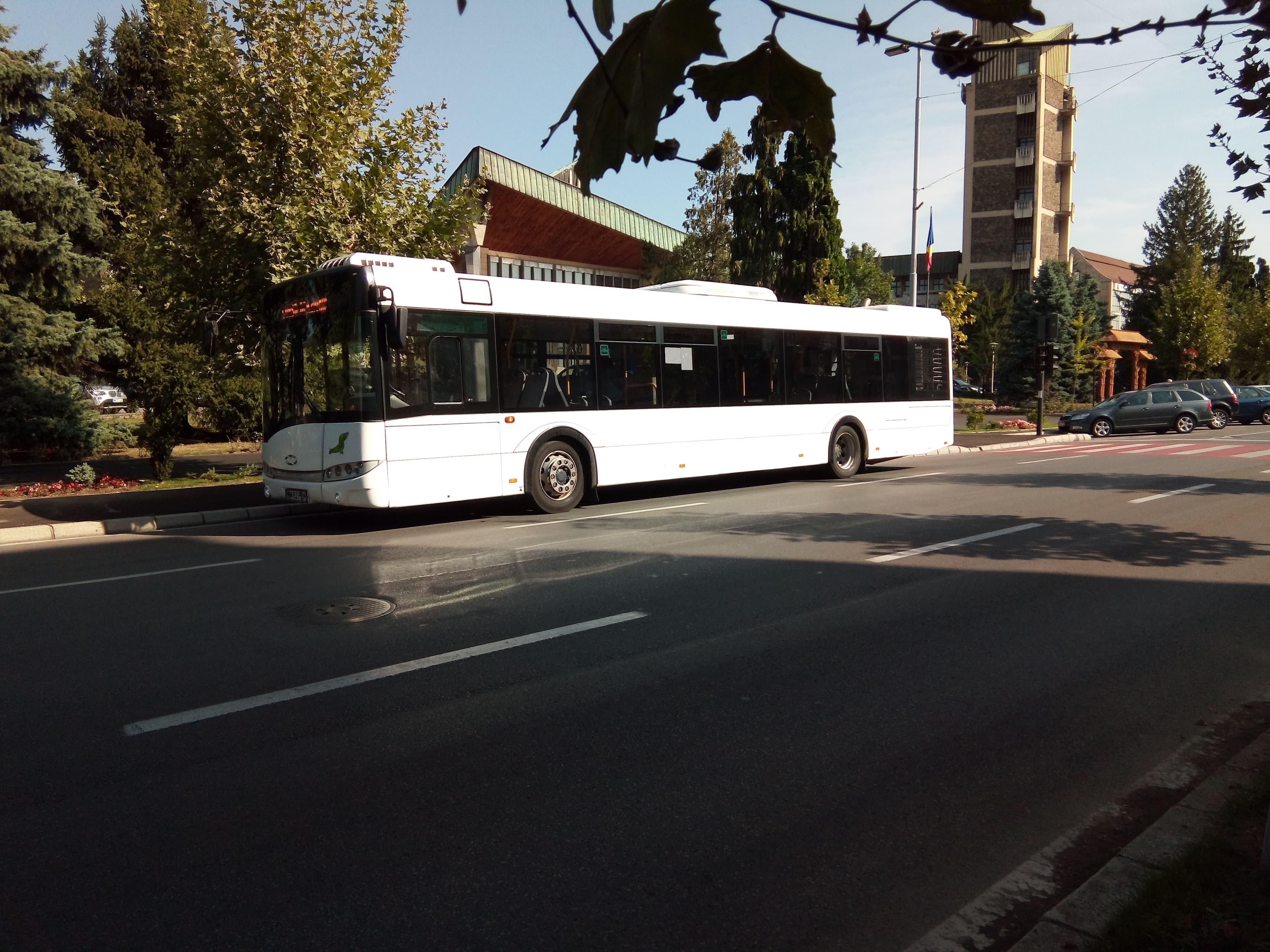 Baia Mare: O noua modalitate de plata a biletelor de autobuz URBIS (FOTO)
