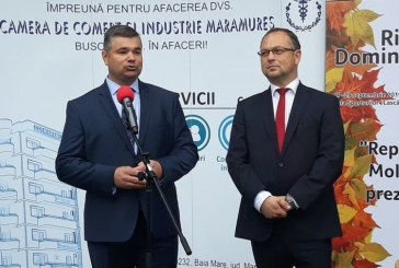 "Deschiderea oficiala ""Rivulus Dominarum"" aduce in atentia consumatorilor produse noi provenite din Republica Moldova, Ucraina, Slovacia si Romania"