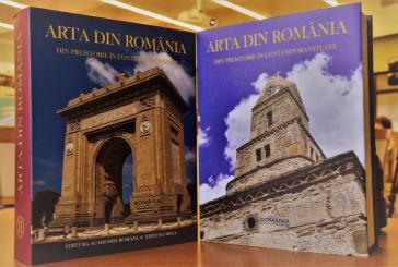 """Consiliul Judetean Maramures, coautor la lansarea volumului """"Arta din Romania"""""""