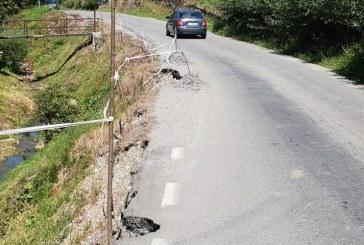 Lucrari de reparatii pe DJ 188, in zona localitatilor  Viseu de Jos – Bogdan Voda