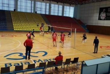 Volei masculin: Dinamo – Stiinta Explorari 3-1