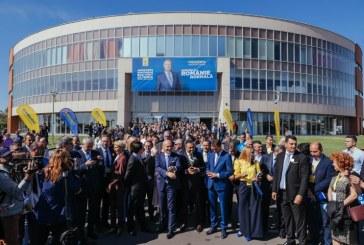Presedintele Klaus Iohannis i-a cucerit si pe olteni