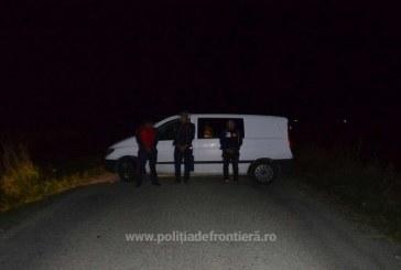 Calauze ucrainene si migranti asiatici, depistati la frontiera cu Ungaria