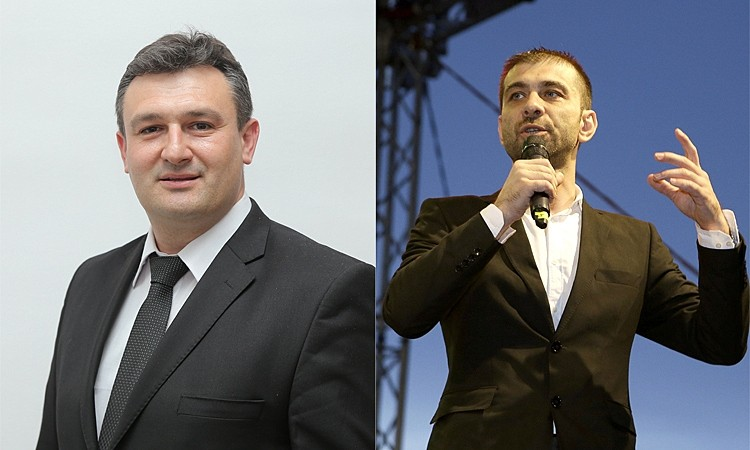 Din dragoste pentru PSD – Un primar slugarnic a gravat numele lui Zetea pe cladirea unei scoli publice. Presedintelui chiar i-a placut