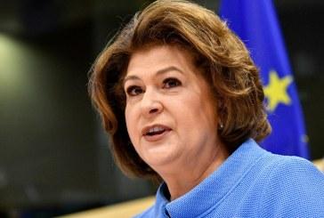 """Comisia juridica din PE: Numirea Rovanei Plumb in functia de comisar este """"nepotrivita"""""""