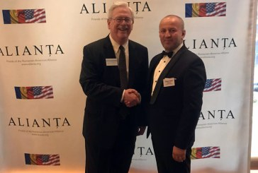 "Maramureseni prezenti la ""Alianta Gala"", care s-a desfasurat in Washington D.C."