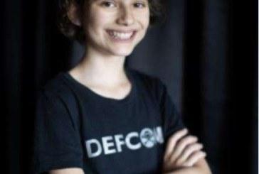 O hackerita de 12 ani, pe jumatate romanca, participa la cea mai mare conferinta de securitate cibernetica, DefCamp #10