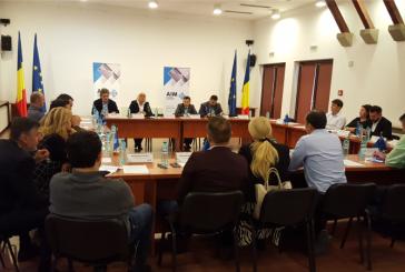 AIM in dialog cu parlamentarii din Maramures