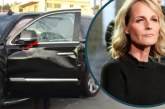 Actrita americana Helen Hunt, implicata intr-un accident grav de circulatie