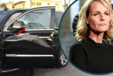 Actrita americana Helen Hunt, implicata intr-un accident grav de circulatie