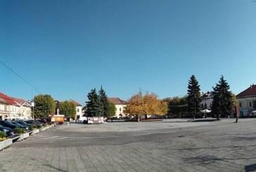 Imaginea zilei: Toamna peste Centrul Vechi