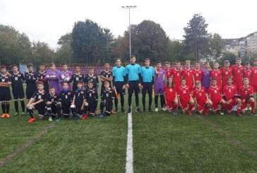 Fotbal-Turneul Sperantelor: Meci in deplasare la Bistrita//Partida disputata cu echipa clujeana s-a incheiat cu scorul de 2-6