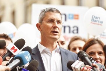 Dan Barna, candidatul USR PLUS la prezidentiale, vine in Baia Mare