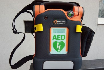 Inedit: A fost amplasat primul defibrilator automat intr-un spatiu public din Baia Mare (FOTO)
