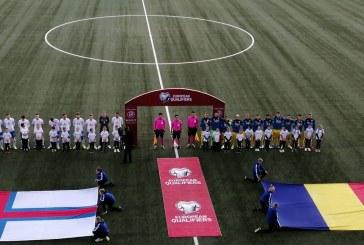 Fotbal – Preliminariile EURO 2020: Feroe – Romania 0-3