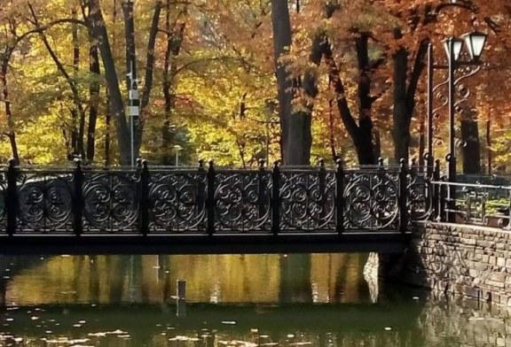 "Fotografia zilei: Parcul ""Regina Maria""-toamna ruginie"