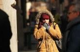 Vreme deosebit de rece și azi în Maramureș
