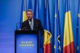 Iohannis: Alegerile anticipate sunt cea mai buna solutie pentru situatia actuala