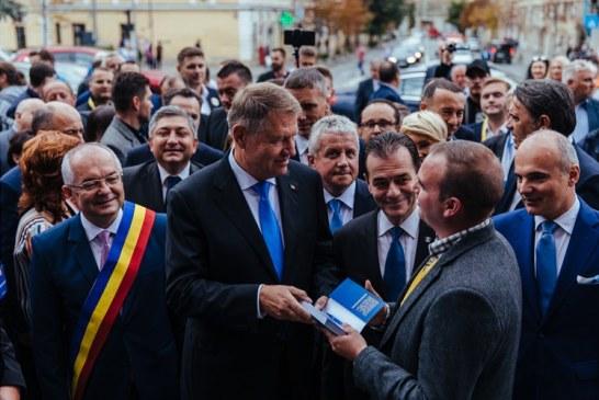 Klaus Iohannisa facut tot ceea ce putea safaca un presedinte pentru a opri atacurile PSD impotriva statului roman