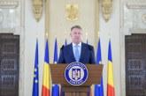 Iohannis, de acord sa aiba indemnizatia de presedinte inghetata: E nevoie de un mix de masuri pentru reducerea deficitului
