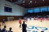Handbal masculin: Minaur a terminat la egalitate meciul amical de la Turda