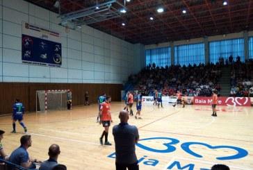 Handbal masculin: Minaur pierde la Turda, dar ramane pe podiumul Ligii Zimbrilor