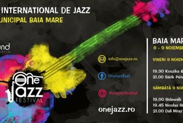 Baia Mare: One Jazz Festival 2019, la editia a II-a. Inca o zi de reducere la bilete