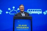 Iohannis, despre bugetul multianual al UE: Ambitia mea e sa primim bani suficienti pentru coeziune si agricultura