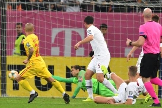 Fotbal: Romania, doar 1-1 cu Norvegia, in preliminariile EURO 2020