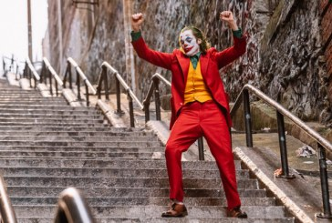"""SUA: Scara din New York pe care danseaza Joaquin Phoenix in """"Joker"""" a devenit o atractie turistica"""