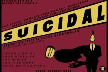 Teatru: Sambata se joaca SUICIDAL