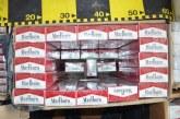 Baia Mare: Femeie prinsă în flagrant în timp ce oferea spre vânzare ţigări de contrabandă