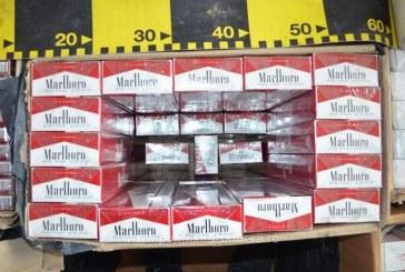 Sapte infractiuni de contrabanda constatate de politistii maramureseni