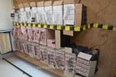 În Piața Izvoare din Baia Mare: Încă un maramureșean descoperit cu țigări de contrabandă