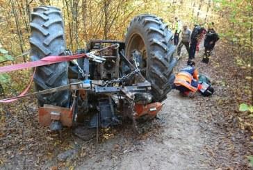 Tragedie la Coroieni: O persoana a decedat dupa ce s-a rasturant cu tractorul
