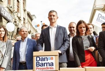 "Dan Barna: ""Eliberam romanii de birocratie"""