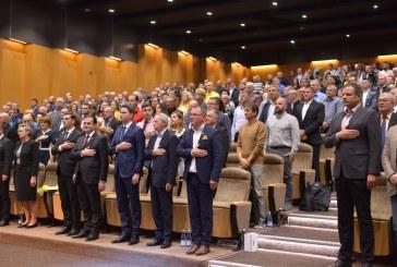 Ludovic Orban, la startul campaniei electorale in Maramures: Realegerea lui Klaus Iohannis e temelia pentru constructia Romaniei Normale