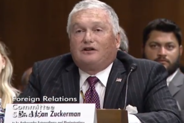 Adrian Zuckerman a fost confirmat de Senatul american in functia de ambasador in Romania