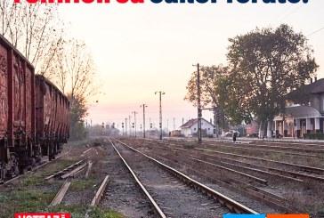"""Dan Barna: """"Vom implementa proiecte de reparatie capitala pentru infrastructura de transport feroviar"""""""