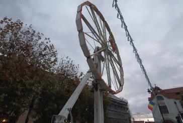 Iarna Baimareana 2019: Carusel amplasat in Centrul Vechi (FOTO)